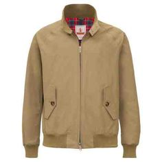 The Harrington Jacket made famous by Steve Mcqueen also Elvis had here in the uk rude boys even mods loved them