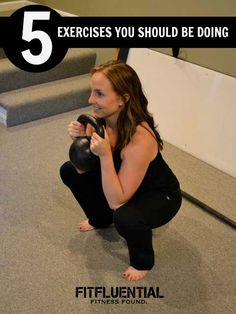 5 exercises you should be doing