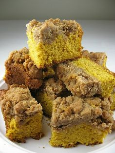 pumpkin coffee cake by casey.grounds.1