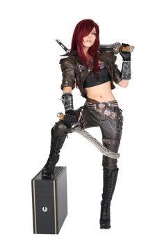 Katarina(League of Legends)   TASHA - WorldCosplay