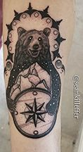 Sean Killefer, tattoo artist, Club Tattoo, mesa, phoenix, best artist, ink master, Chandler, tattoos, realistic tattoos, stipple tattoo, dot work tattoo