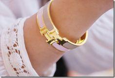 Hermes H bracelet :)