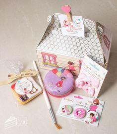 Belle & Boo themed birthday party via Kara's Party Ideas | KarasPartyIdeas.com #belleandbooparty (6)