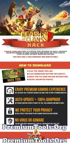 Clash of Clans Hack Cheats Download : http://bit.ly/1cPCQEi Visit  http://bit.ly/1cPCQEi to download this ONLY WORKING Clash of Clans Hack Cheats Tool For Free.
