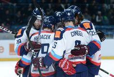 Slovakia Cup: Dokonalý reparát, Slováci rozniesli Olympijský výber Ruska