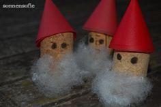nikolausiii selbstgebastelt für weihnachten...