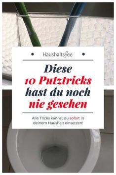Du hast keine Lust mehr auf teure Reinigungsmittel und willst vor allem nicht me… You do not feel like expensive detergents anymore and most of all you do not want to spend hours with cleaning your apartment? Housekeeping Tips, Listerine, Keto Diet For Beginners, Good To Know, Cleaning Hacks, Helpful Hints, New Experience, Life Hacks, Home Improvement