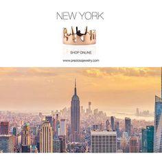 #NewYorkCity STATEOFMIND  • New York Ring •  Preziosa Glober Collection   #preziosa #preziosajewelry #jewelry #glober #beaglober #globercollection #style #design #italian #madeinitaly #stylish #world #city #cities #skyline #newyork #ny #nyc #manhattan #live #wanderlust #adventure #luxury #quality #jewelrygram #ootd #tbt  New York Skyline Ring  Silver Pink Gold Plated   Price: 240€ 100% Made In Italy available here http://www.preziosajewelry.com/shop-preziosa/en/