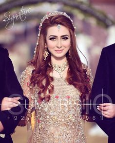 Pakistani Bridal Makeup, Bridal Mehndi Dresses, Pakistani Wedding Outfits, Pakistani Dresses, Indian Bridal, Pakistani Bridal Hairstyles, Pakistan Bride, Pakistan Wedding, Bridal Makeover