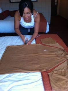 DIY Pocahontas Costume for Under $5 Tutorial
