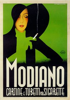 Modiano cigarettes