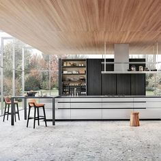 @poliform_official announces a significant development in the transformation of the Company's Brand Experience. Beginning in 2018 the #Varenna kitchen division will go by the name of #Poliform demonstrating the desire to more assertively present a unique and consistent corporate identity. . The name change represents a fundamental step towards the creation of a genuine Poliform experience and platform with a strong emotional impact. We decided to converge into a single brand capable of best…