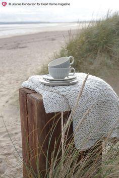hearthomemag.co.uk Issue 5 Beach shoot by hearthomemag, via Flickr