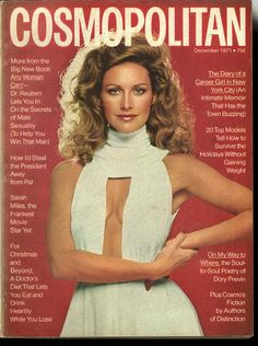 Cosmopolitan magazine, DECEMBER 1971 Model: Pamela Huntington Photographer: Francesco Scavullo