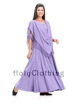 $59.99 Sunita Fringed Boho 2-In-1 Indian Goddess Magic Gypsy Dress - Dresses WANT, WANT, WANT, WANT!!!