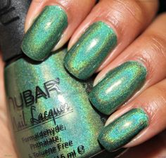 ♥  This is two coats of Nubar Reclaim. ^_^
