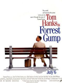 Forrest Gump is a movie that was produced in 1994 and directed by Robert Zemeckis. It stars Tom Hanks, Robin Wright, Gary Sinise, Sally Feild, Mykelti Williamson, and Haley Joel Osment.