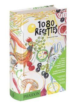 1080 recettes . Une référence de la cuisine en Espagne. Simone Ortega