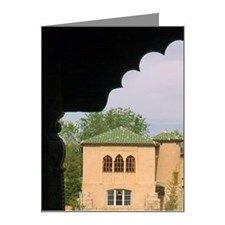 Moorish architecture of Casa Note Cards (Pk of 10)