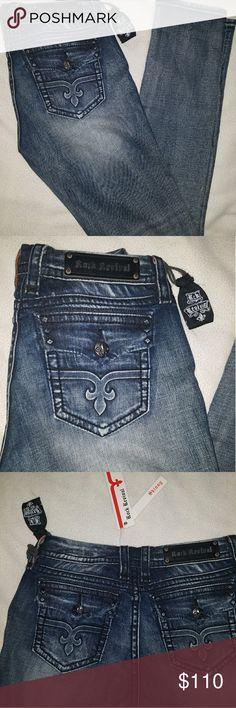 NWT Rock Revival Alexis Skinny Jean NWT rock revival Alexis skinny jeans Rock Revival Jeans Skinny
