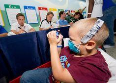 2011 Football Kickoff, Memphis  - St. Jude Children's Research Hospital