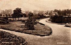 Old Postcard - Roundwood Park. Harlesden/Willesden NW10