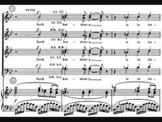 Ralph Vaughan Williams - Serenade to Music - YouTube