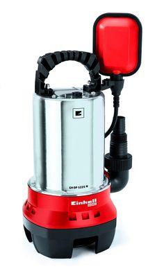 Einhell 4170481 Bomba DE Aguas SUCIAS GH-DP 5225 N, 520 W, 230 V: Amazon.es: Bricolaje y herramientas