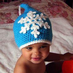snowflake hat!