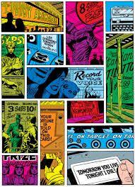 comics layout - Google Search