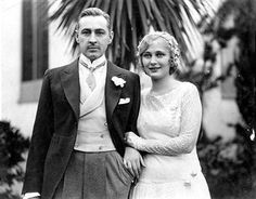 """2) Dolores had bit parts in several films during the early 1920's until she was cast in """"The Sea Beast"""" 1926 opposite John Barrymore.  It was her lucky break as she received co-billing. She married John Barrymore in 1928. The marriage dissolved over his alcoholism. John Barrymore, Jr. was also an actor during the 1950's and 1960's. He suffered from alcoholism like his father and struggled with mental illness later in life before dying of Cancer in 2004."""