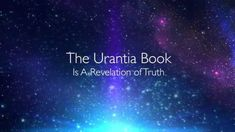 Introduction to Urantia Book Physical Cosmology