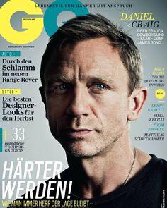James Bond 007 Fan Franceさん(@commander_james_bond)のInstagramアカウント: 「Daniel Craig on the cover of @gq magazine . #DailyPost #DanielCraig #DanielCraig007 #DanielCraigs…」