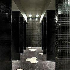 Public Restroom Design On Pinterest Restroom Design Concrete Sink And Bathroom Humor