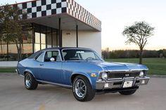 1970 Chevrolet Nova Super Sport L78