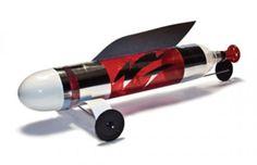 Rakettiauto - MFKA Verkkokauppa