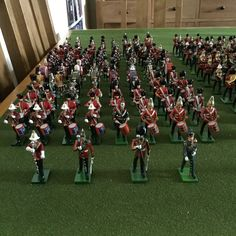 Massed Bands Of The Army Reserve Victoria - Army Tracks