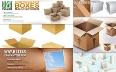 I C Industries are Florida's fastest manufacturers of finest #corrugated #boxes. http://www.icind.com for best #packaging deals