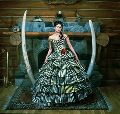 a perfect night circus dress