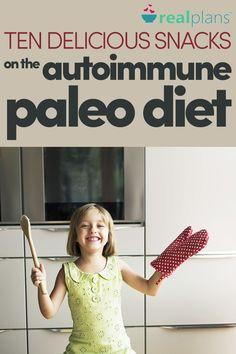 Ten Delicious Snacks On The Autoimmune Paleo Diet - https://realplans.com/blog/snacks-autoimmune-paleo-diet/