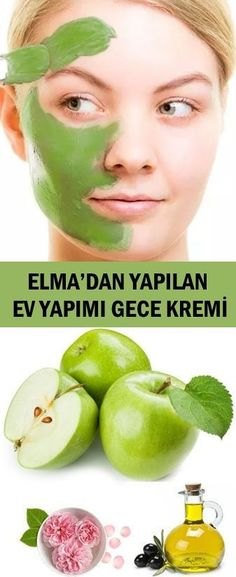 Cilt bakımı Homemade Night Cream Made by Apple Someone new to your life you will love it, you've waited for months for him to come, except for the bla. Healthy Tips, How To Stay Healthy, Healthy Food, Healthy Recipes, Drinking Lemon Juice, Apple Help, Japanese Water, Lose Lower Belly Fat, Diet Meal Plans To Lose Weight