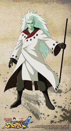 Bandai Namco has announced that Madara (Six Paths) will be a playable character in Naruto Shippuden: Ultimate Ninja Storm 4.