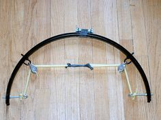 Then make a bow from an old bicycle. | 20 Easy Post-Apocalypse Life Hacks Any Survivor Can Do