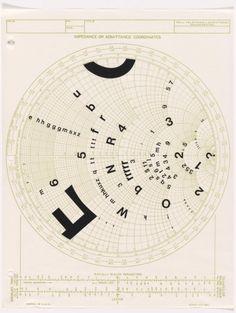 garadinervi: Aaron Marcus, Symbolic Constructions, 1971-1972,...