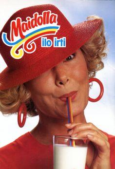 Valio Milk Ad (80's).