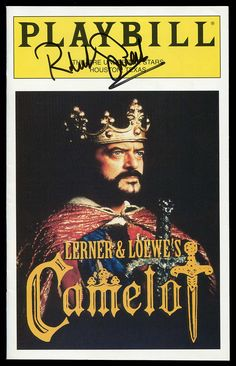Camelot, a classic that featured some of the greatest actors to play King Arthur, is an enduring musical of all time. I saw this with Robert Goulet as King Arthur and I thought he was fantastic.