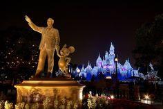 Disneyland...many many times:)