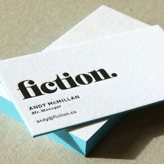 fiction.