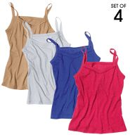 Lace Trim Cami Pack