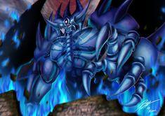 Obelisk The Tormentor by Kraus-Illustration on DeviantArt Yu Gi Oh, Obelisk The Tormentor, Yugioh Monsters, Anime Monsters, King Boo, The Revenant, White Dragon, Manga Games, Cultura Pop